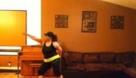 Zumba Hip Hop Dance Routine