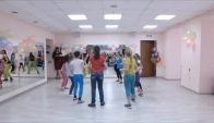 Zumba Kids - Keep your hands up everyday
