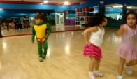 Zumba Kids Tropical Fitness