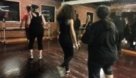 Zumba Line Dance To Hip Hop Soul Song