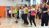 Zumba Marioneta Cumbia Profight and Fitness Lucca