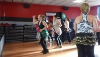 Zumba Merengue Abusadora rutine