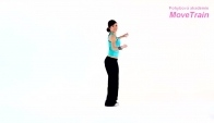 Zumba Merengue basic steps - Zumba steps