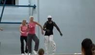 Zumba Party Estonia Yeke-yeke and Samba