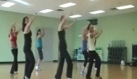 Zumba Posse Grand Rapids MI- Say Hey I Love You- Samba