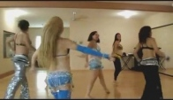 Zumba Saridance Star Bailando Belly dance