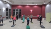 Zumba Step - Fiesta - merengue - Zin