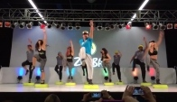 Zumba Step demo with Beto Fibo Cologne