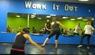 Zumba The Annex - Swing - Abby and Kim