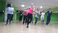 Zumba ''They don't care about us''- Salsa with Kate