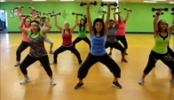 Zumba Toning with Jasmine Drop It On Me