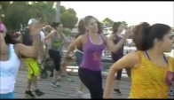 Zumba Video Of Cha Cha Swing