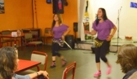Zumba Violint mix belly dance