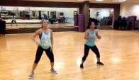 Zumba Warmup- Let's Go by Will I Am