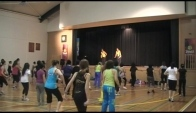 Zumba With Alan - Fitness Choreography for Flamenco Reggaeton