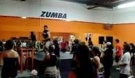 Zumba   Toma que Toma - Chicos del Barrio  by Jess
