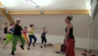 Zumba a Liege - Warm up - Axe Bahia