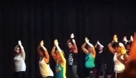 Zumba bollywood video