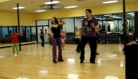 Zumba con Vero and Guty El Merengue de la Arepa