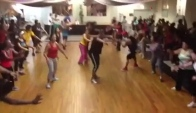 Zumba craze in the Boogie Down