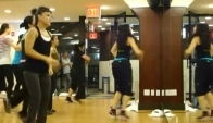 Zumba fitness - JLo Pitbull On the Floor
