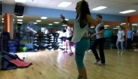 Zumba fitness with Sheila Suazo Samba
