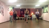 Zumba fitness with Velina - hip hop