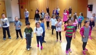 Zumba for Kids Boogie Shoes Fan Video