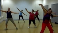 Zumba hips don't lie belly dance and calypso