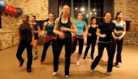 Zumba in Grand Rapids Mi Bonanza by Akon