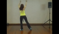 Zumba in motion Samba basic steps