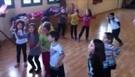 Zumba kids jr with oLiA M