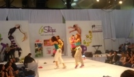 Zumba mix demo In Shape Fair Beirut ~ Chucucha