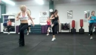 Zumba reggaeton with shirley