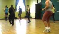 Zumba with Anna Jarrell Room To Dance