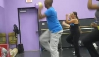 Zumba with Chris - Anniversary Class - Cumbia Soca Toning