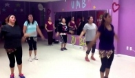 Zumba with Marjorie Kong Fu