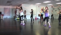 Zumba with Meg Fenton Funk - Don't Stop the Party