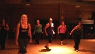 Zumba with Melanie - Work by Lil Jon Zin