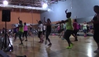 Zumba with Melissa~ Belly Dancer by Akon