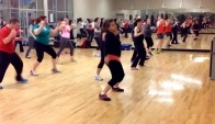Zumba with Monique by Bruno Mars