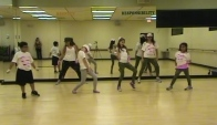 Zumba with Patricia and Ofs Kids - Bubble Pop by Hyuna