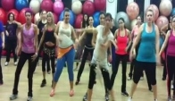 Zumba with Rachely Batan- Drums belly dance