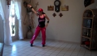 Zumba with Rose and Rena - Boom Boom - Salsa Flamenco