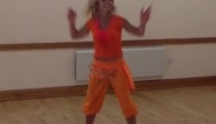 Zumba with Rosella to Banjaara Mega Mix