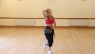 Zumba with Rosella to 'I've seen that face before' by Grace Jones Tango