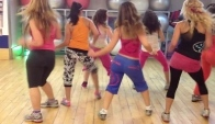 Zumba with Salo hip hop-Shawty Got Moves