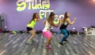 Zumba with Shlomit - Tranquila by J Balvin Reggaeton
