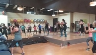 Zumba with Stephanie Behrends at Sweat Cardio