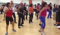 Zumba with my niece - Zumba for adults